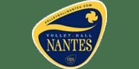 Logo Client VOLLEY-BALL NANTES (Ma Mascotte - fabrication sur mesure de mascottes et peluches).