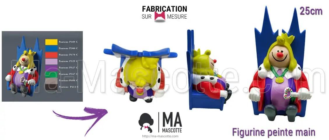 Fabrication Figurine Sur Mesure Résine décoration. Figurine Personnalisée.