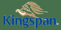 Logo Client KINGSPAN (Ma Mascotte - fabricant peluche et mascotte sur mesure; porte clés et clés usb sur mesure).