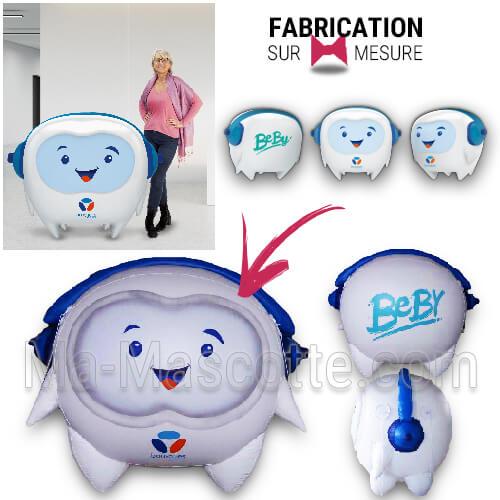 inflatable POS custom creation