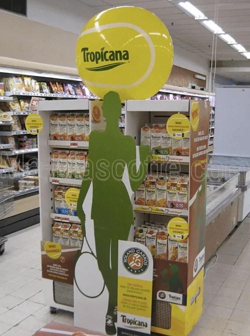 inflatable POS manufacturer supermarket