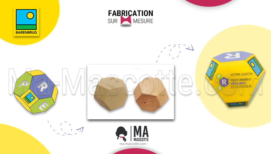 Fabrication Figurine Sur Mesure Résine pour Barenbrug. Figurine Personnalisée.