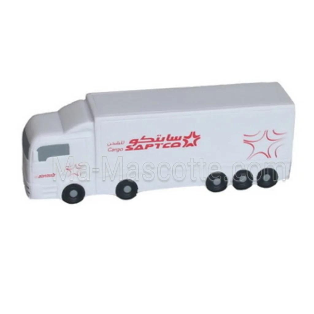 Antistress camion de transport de marchandises