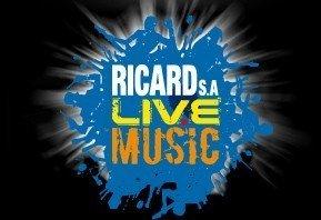 Logo du concours Lance toi en Live par Ricard S.A Live Music