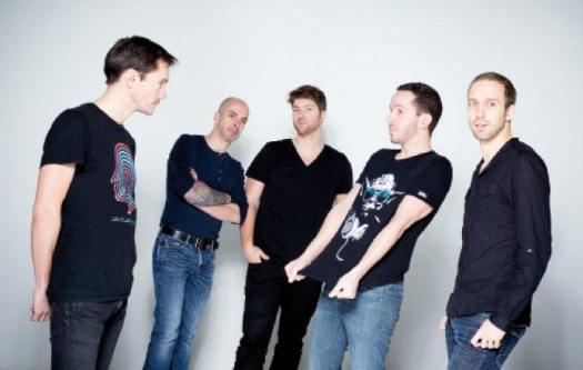 Oslow: un groupe de 5 musiciens dijonnais