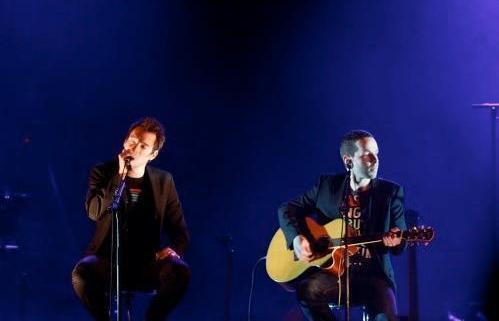 un Zenith de Dijon plein pour le concert de Oslow