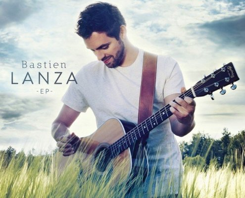 bastien Lanza nous présente son 1) clip issu de so 1° EP