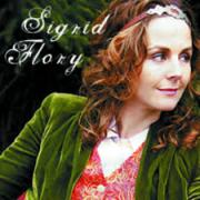 l'artiste Sigrid Flory en cover
