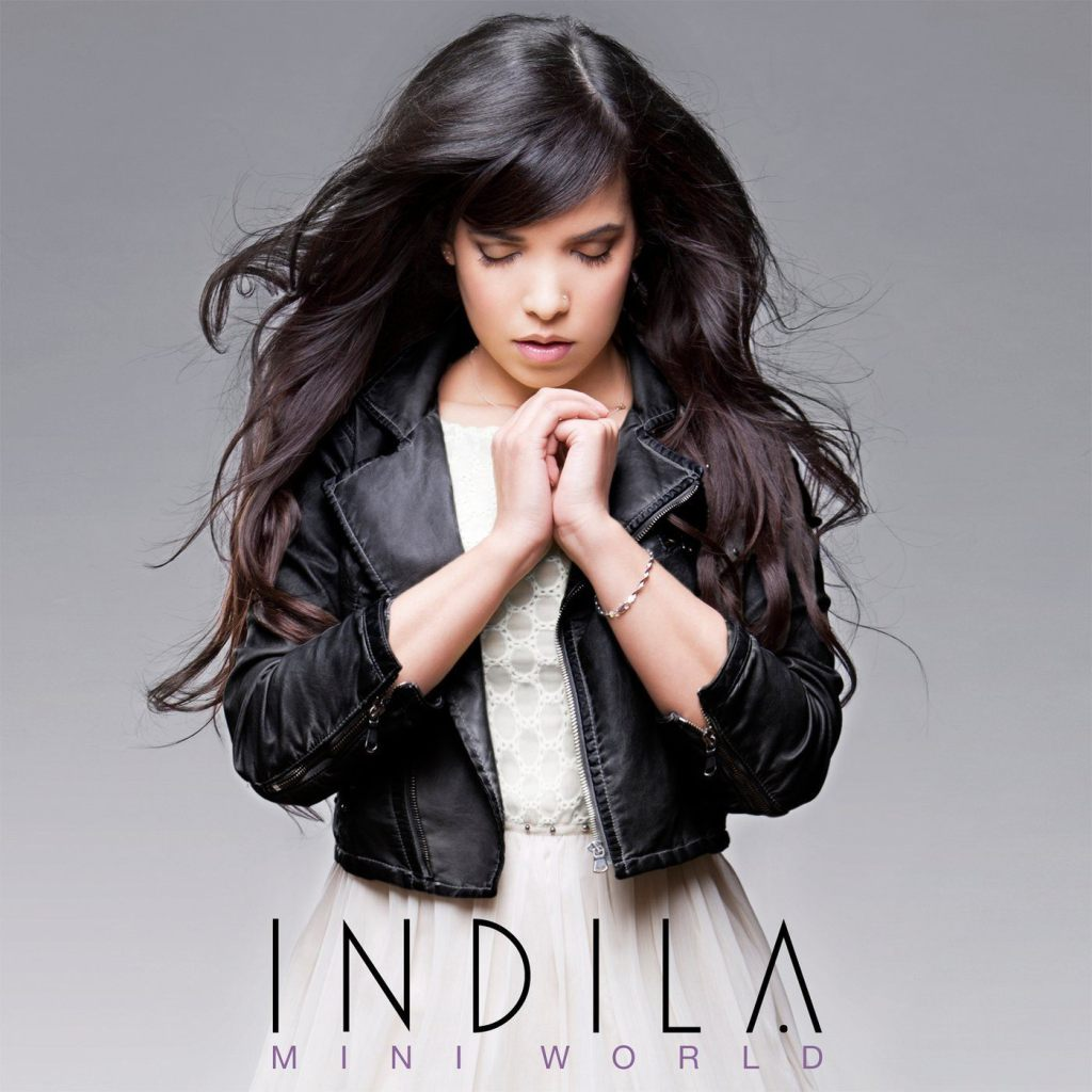 le premier album d'Indila Mini World