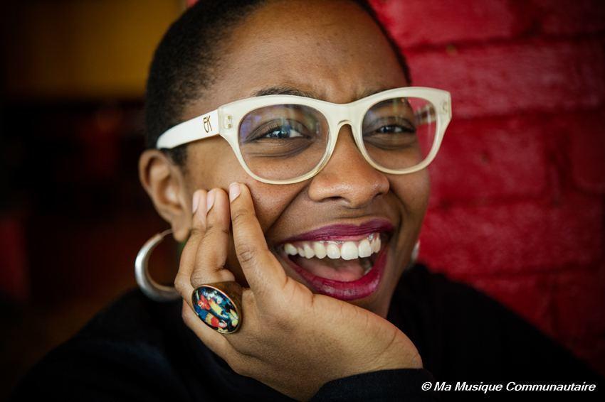 """l'artiste de jazz Cécile McLorin Salvant sort un deuxième Album """"For One to Love"""""""