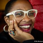 "l'artiste de jazz Cécile McLorin Salvant sort un deuxième Album ""For One to Love"""