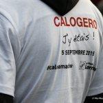 Beaucoup de fans de Calogero sont repartis avec leur Tee-Shirt