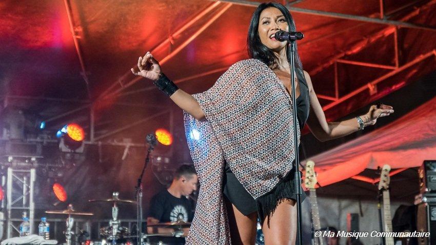 l'artiste Anggun en concert_2