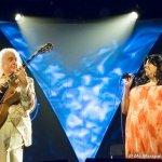 Le duo américain Tuck and Patti lors du festival Au Grès du Jazz 2017