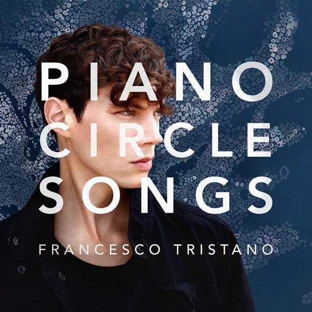 voici la pochette du nouvel album Piano Circle Songs de Francesco Tristano