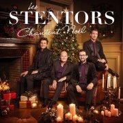 """pochette de l'album """"chantent noel"""" du quatuor Les Stantors"""