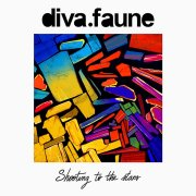 "cover du single ""Shooting Whit The Stars"" du duo Diva Faune"