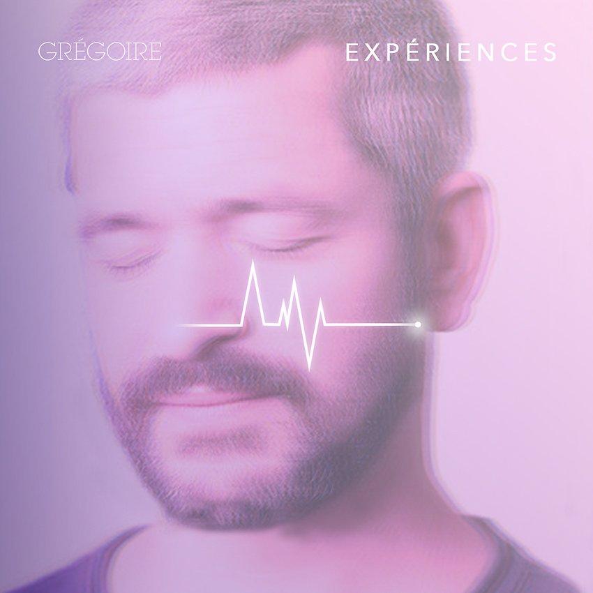 pochette de l'album Expérience de Grégoire