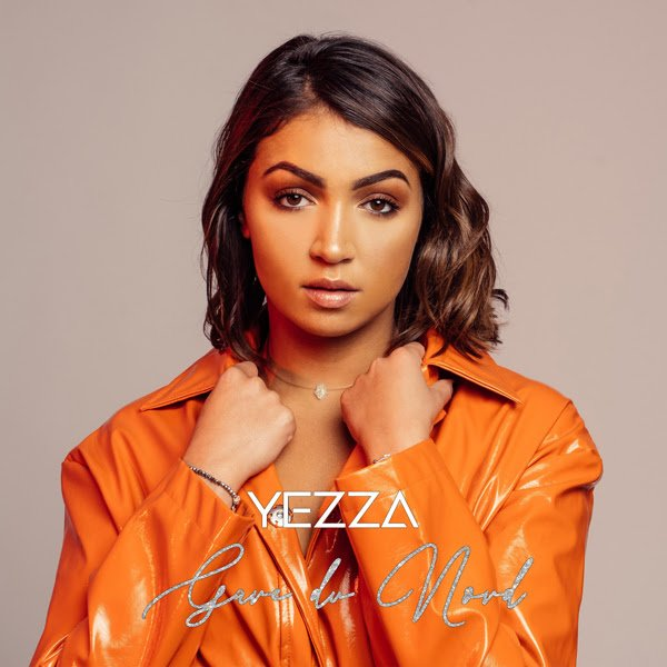 "pochette du single ""Gare du Nord"" de l'artiste Yezza"