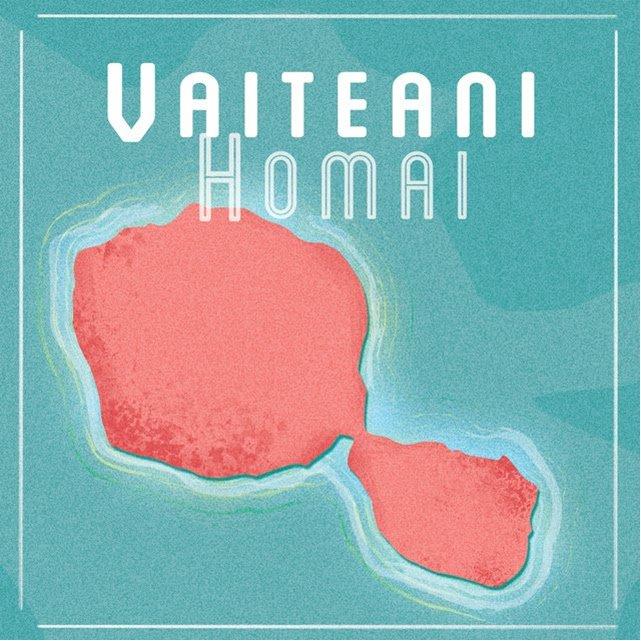 pochette du Single Homai de Vaiteani
