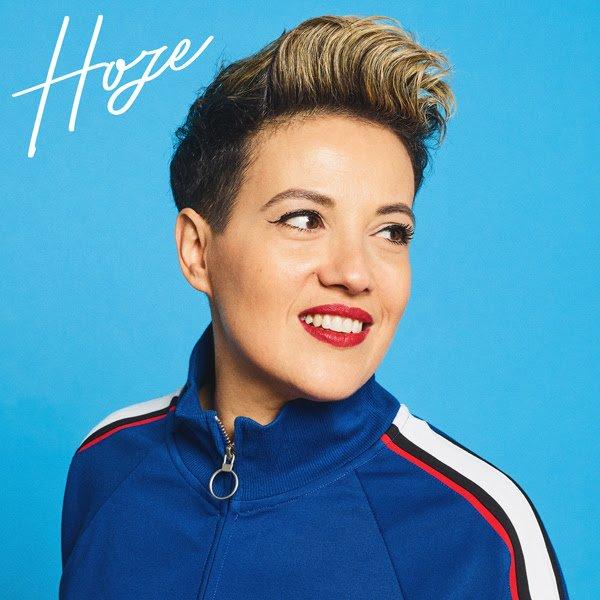 pochette dupremier EP de l'artiste Hoze