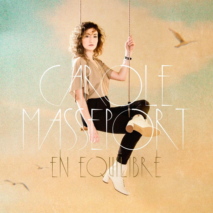 cover de l'album En équilibre de Carole Masseport