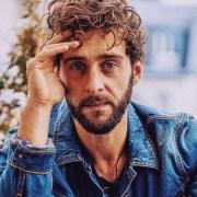 Portrait serré de Thomas Pradeau en 2021