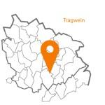 Tragwein Landkarte