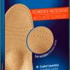 Semelles confort pieds douloureux et fatigués URGO 42-44