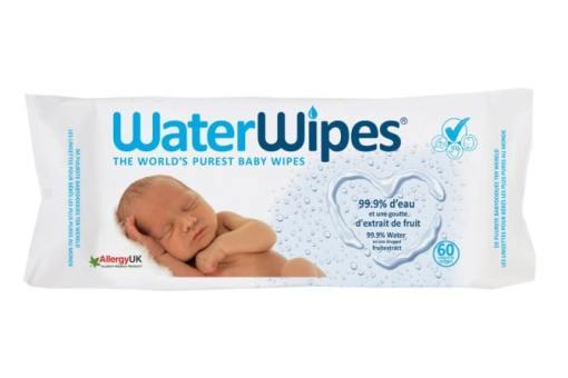 waterwipes lingettes bebe eau pure