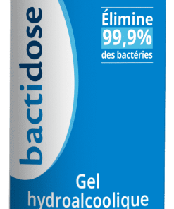 Flacon 75ml Bactidose Gel hydro alcoolique