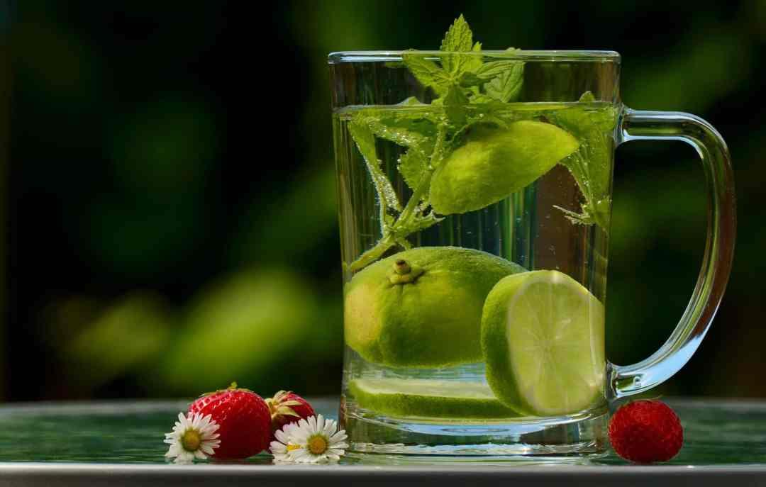 Bien être : produits et thé élimination, detox