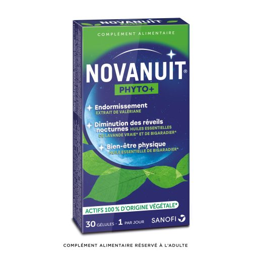 Novanuit Phyto plus - Avis, composition et effet secondaire