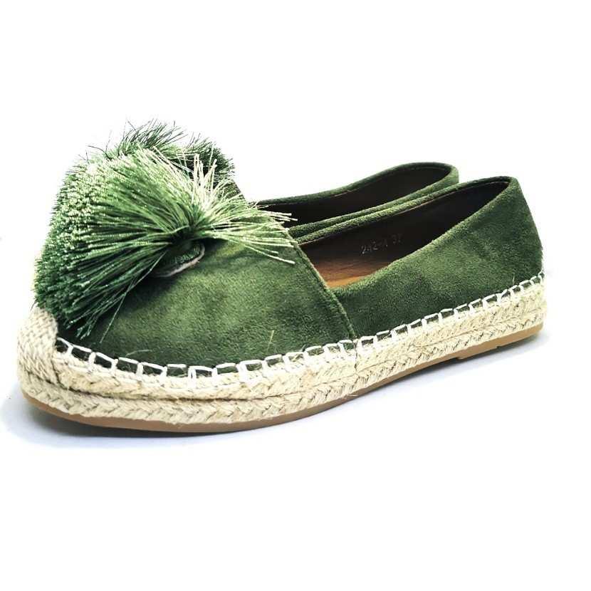 ballerine BELLYS vert