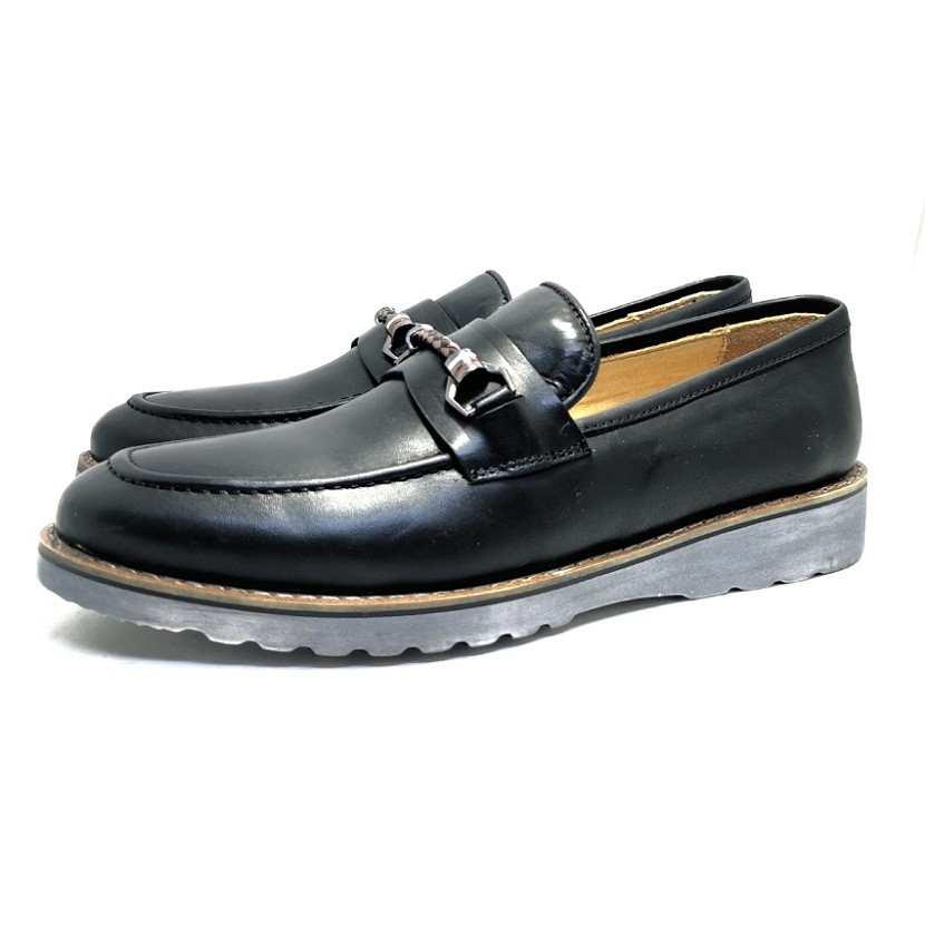 chaussure richelieu Bucky noir