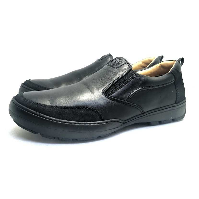 Chaussure de ville Fripon-Confort pour homme noir