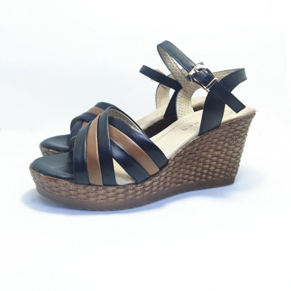 sandale ZORBBET Noir