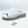 sandale mule médicale NOWLESS blanc