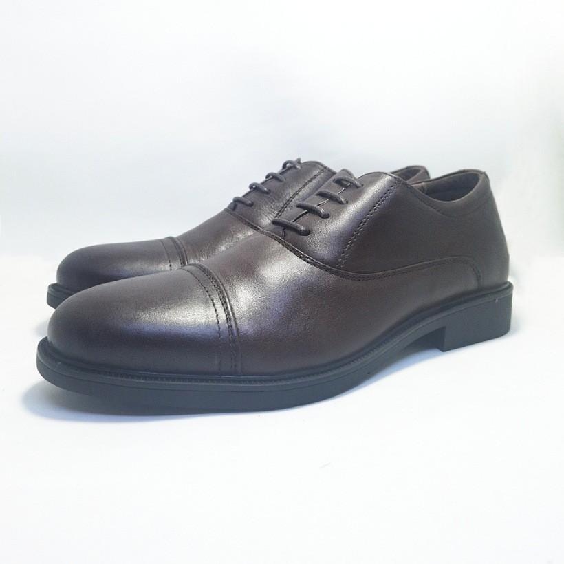 chaussure richelieu Grany marron