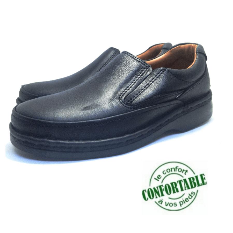 chaussure médical GIKA noir
