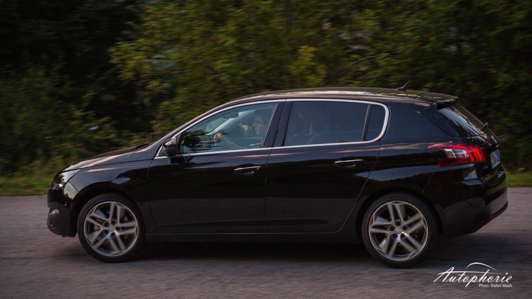 Peugeot 308 Noir  Ma Voiture