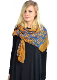 Bohemian Print Scarf - Happiness Boutique