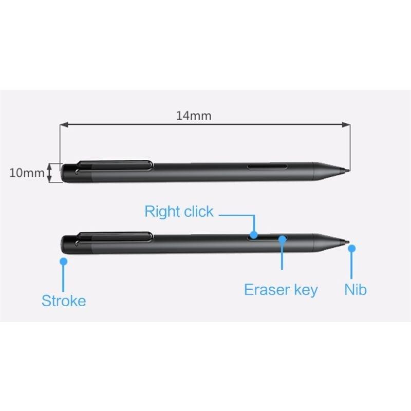 Autre Capacitive Pen Touch Stylus Pen Pencil for Microsoft