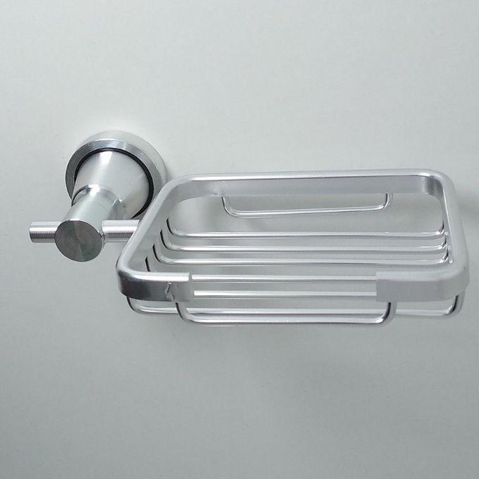 porte savon de salle de bains moderne en allimineum