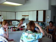 Bridget Murphy, Emily Dean, Rachel Speight