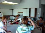 Emily Dean, Rachel Speight, Bridget Murphy