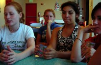 Emily Dean, Bridget Murphy, Morgon Rosse