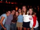 Emily Dean, Bridget Murphy, Carolyn Brewer, Courtney Griffin, Anna Adams, Colleen Griffin