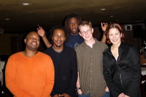 Matt Mullenweg, Sarah Williams, Robert Glasper, Roy Hargrove1 Comment