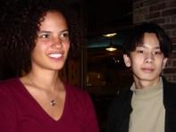 Sarah Clarke, Josh Wu